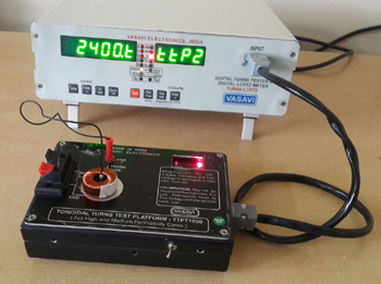 Automatic Transformer Tester , Automatic Relay Tester , Toroidal
